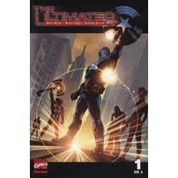 THE ULTIMATES VOL.1 Nº 1