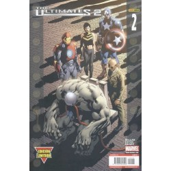 THE ULTIMATES 2 Nº 2