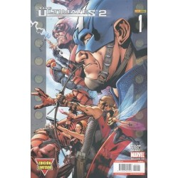 THE ULTIMATES 2 Nº 1