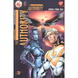 THE AUTHORITY VOL.2 Nº 10