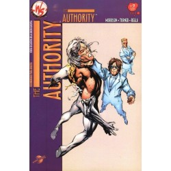 THE AUTHORITY VOL.2 Nº 9