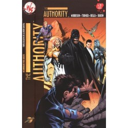 THE AUTHORITY VOL.2 Nº 3