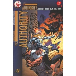 THE AUTHORITY VOL.2 Nº 1
