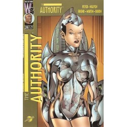 THE AUTHORITY VOL.1 Nº 28