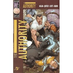 THE AUTHORITY VOL. 1 Nº 27