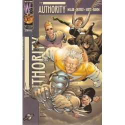 THE AUTHORITY VOL.1 Nº 21