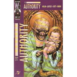 THE AUTHORITY VOL.1 20