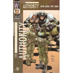 THE AUTHORITY VOL.1 Nº 19