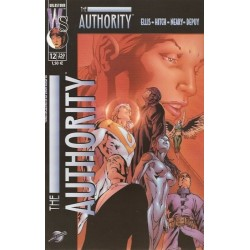 THE AUTHORITY VOL.1 Nº 12
