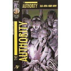 THE AUTHORITY VOL.1 Nº 11