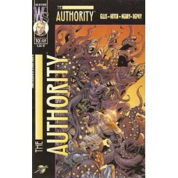 THE AUTHORITY VOL.1 Nº 10
