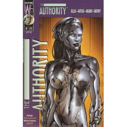 THE AUTHORITY VOL.1 Nº 9