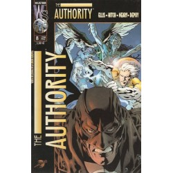 THE AUTHORITY VOL.1 Nº 8