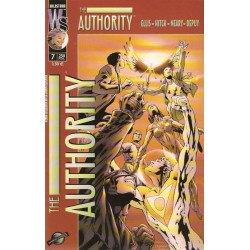 THE AUTHORITY VOL.1 Nº 7