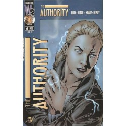 THE AUTHORITY VOL.1 Nº 6