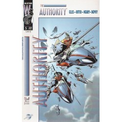 THE AUTHORITY VOL.1 Nº 5