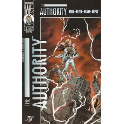 THE AUTHORITY VOL.1 Nº 2