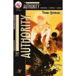 THE AUTHORITY: TIERRA QUEMADA