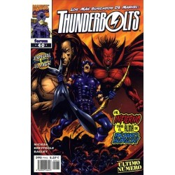 THUNDERBOLTS VOL.1 Nº 40