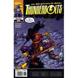 THUNDERBOLTS VOL.1 Nº 39