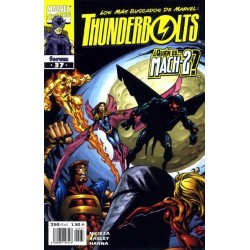 THUNDERBOLTS VOL.1 Nº 37