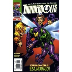 THUNDERBOLTS VOL.1 Nº 35