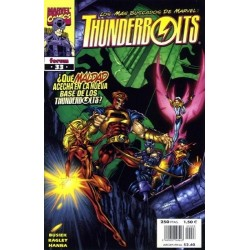 THUNDERBOLTS VOL.1 Nº 33