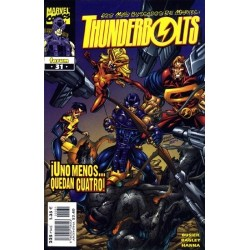 THUNDERBOLTS VOL.1 Nº 31