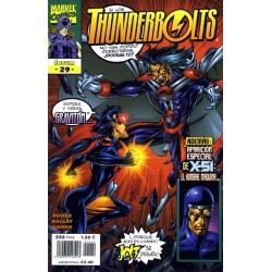 THUNDERBOLTS VOL.1 Nº 29