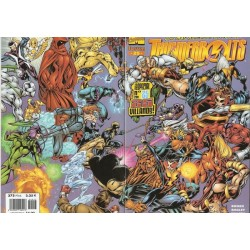 THUNDERBOLTS VOL.1 Nº 25