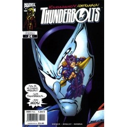 THUNDERBOLTS VOL.1 Nº 24
