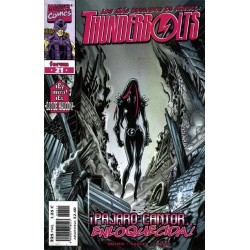 THUNDERBOLTS VOL.1 Nº 21