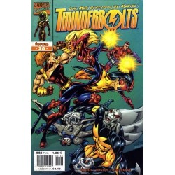 THUNDERBOLTS VOL.1 Nº 20