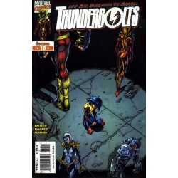 THUNDERBOLTS VOL.1 Nº 18