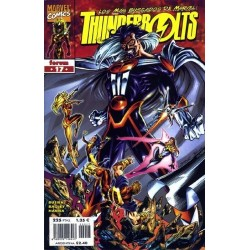 THUNDERBOLTS VOL.1 Nº 17