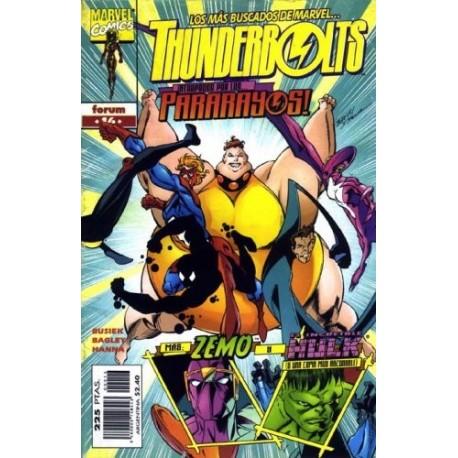 THUNDERBOLTS VOL.1 Nº 16