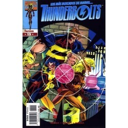 THUNDERBOLTS VOL.1 Nº 15