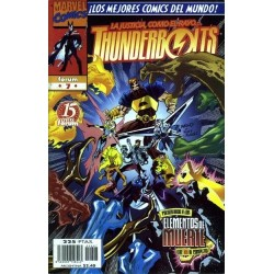 THUNDERBOLTS VOL.1 Nº 7
