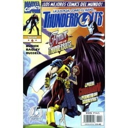 THUNDERBOLTS VOL.1 Nº 6