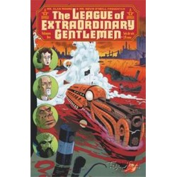 THE LEAGUE OF EXTRAORDINARY GENTLEMEN VOL.2 Nº 6