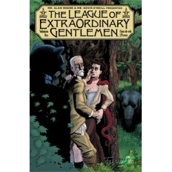 THE LEAGUE OF EXTRAORDINARY GENTLEMEN VOL.2 Nº 5