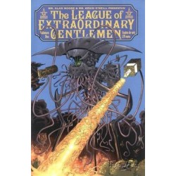 THE LEAGUE OF EXTRAORDINARY GENTLEMEN VOL.2 Nº 4