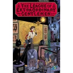 THE LEAGUE OF EXTRAORDINARY GENTLEMEN VOL.2 Nº 3