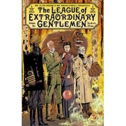 THE LEAGUE OF EXTRAORDINARY GENTLEMEN VOL.2 Nº 2