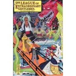 THE LEAGUE OF EXTRAORDINARY GENTLEMEN Nº 3