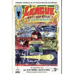 THE LEAGUE OF EXTRAORDINARY GENTLEMEN Nº 1