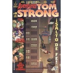 AVENTURAS DE TOM STRONG Nº 8