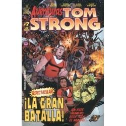 AVENTURAS DE TOM STRONG Nº 7