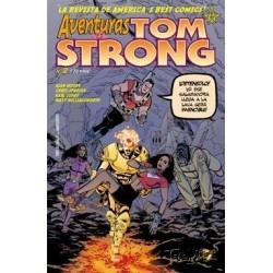 AVENTURAS DE TOM STRONG Nº 2