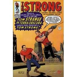 TOM STRONG Nº 11